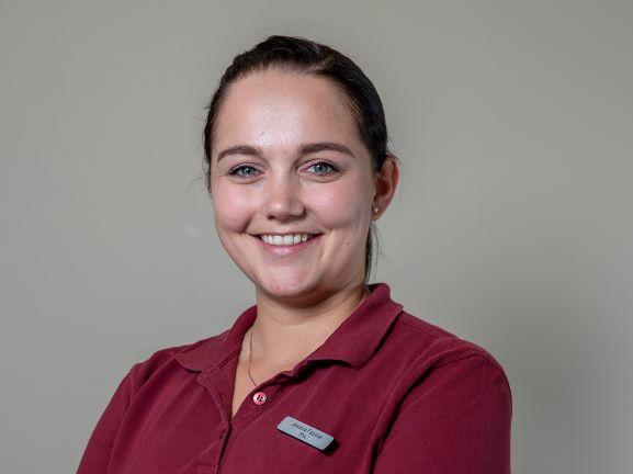 Team, Jessica Fässler, Tiermedizinische Praxisassistentin