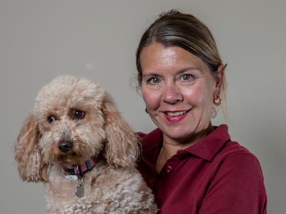 Team, Birgit Enderli-Stanusic, Geschäftsführerin