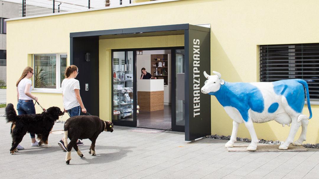Tierarztpraxis Linth AG, Tuggen